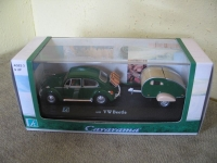 VW Beetle, Käfer, Cararama, 1:43, 1/43