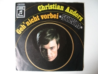 Christian Anders, Geh' Nicht Vorbei, Sylvia, #s1